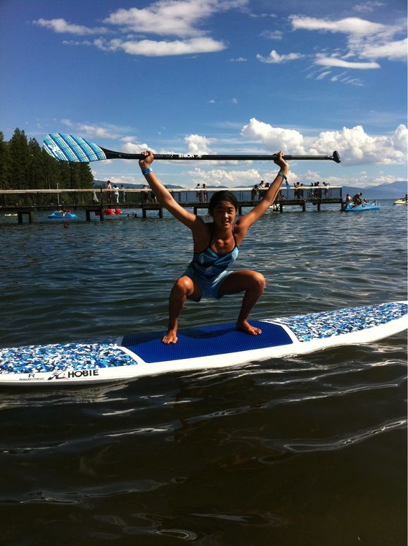 CF Sports Series StandUp Paddle Boarding Comp